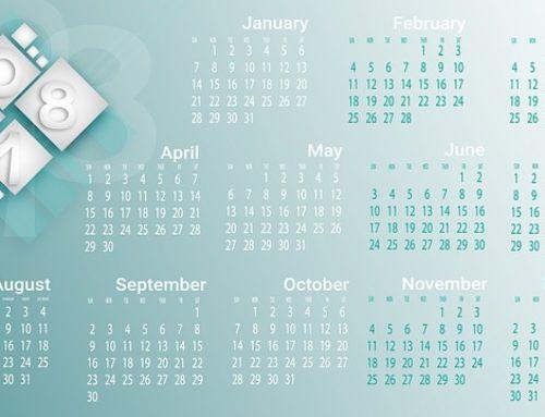 Calendario del contribuyente Noviembre 2018