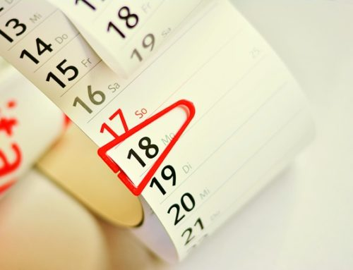 Calendario del contribuyente diciembre 2018