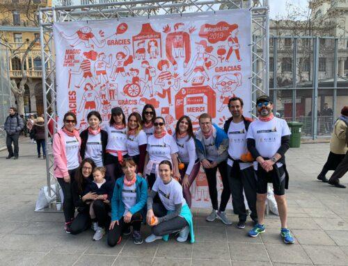 GRA consultores participó en la movilización Magic Line Valencia
