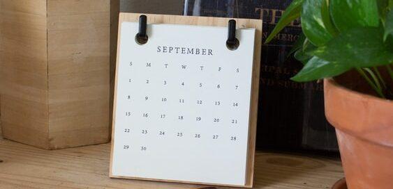 Obligaciones fiscales septiembre – octubre 2021